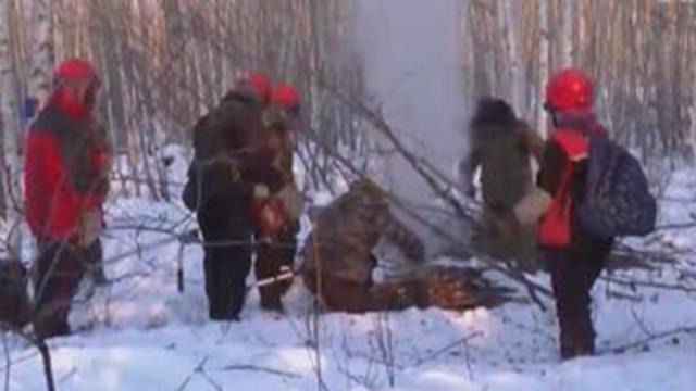 新春走基层:零下42℃ 极寒中的营林人