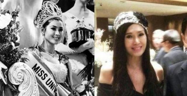 泰国67岁环球小姐仍拥30岁容貌