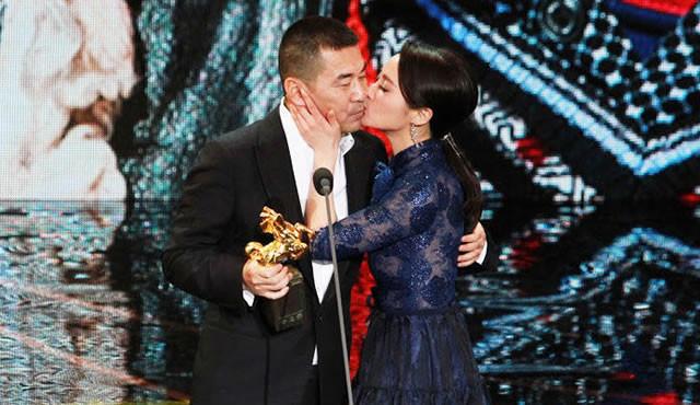 2014金马奖颁奖礼 《推拿》成最大赢家