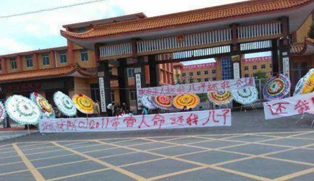 陕西太白县政府车辆撞死学生