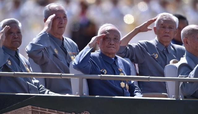 七十年后,让我们向勇士致敬!